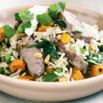 Lamb-and-pine-nut-pilaf