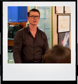 Sydney Chiropractor  - Dr John de Voy